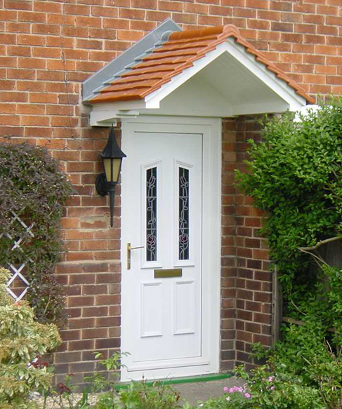 Mahogany Upvc Front Doors: Commerical Window Systems